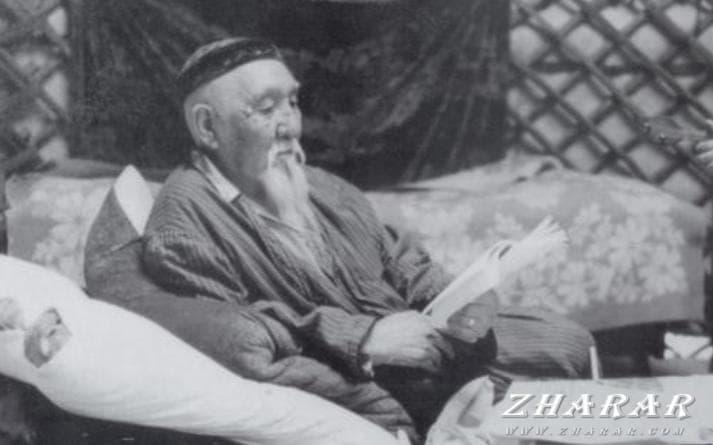 Қазақша реферат: Кенен Әзірбаев (1884 - 1976)