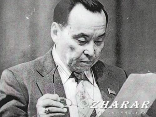 Қазақша өлең: Жұбан Молдағалиев (Сағындым, жайық)