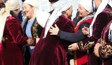 14 наурыз – Көрісу күні казакша 14 наурыз – Көрісу күні на казахском языке