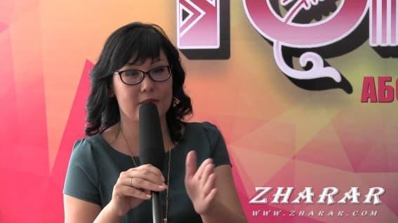 Қазақша өлең: Бақытгүл Бабаш (Алматы)