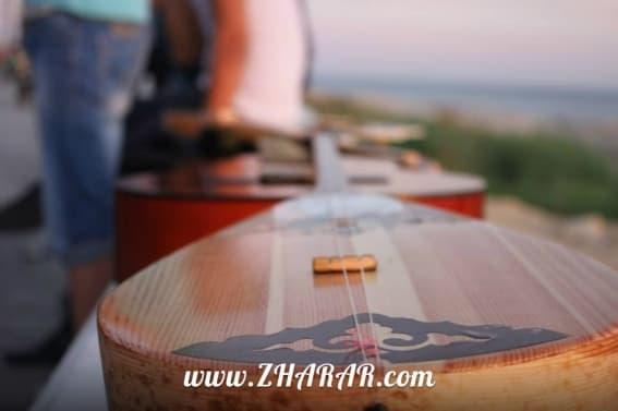 Қазақша шығарма: Домбыра - кең таралған ұлттық музыкалық аспап