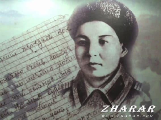 Қазақша реферат: Мәншүк Жиенғалиқызы Мәметова (1922 - 1943)