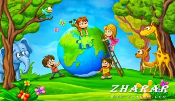 Қазақша тақпақ: 1 Маусым - Халықаралық балалар қорғау күні