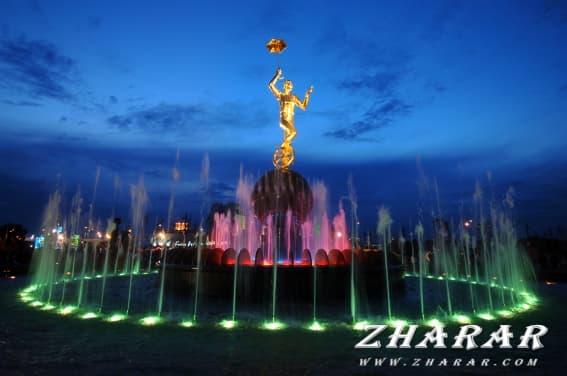 Қазақша сценарий: 6 Шілде - Астана күні (Балабақша | Жайнай берсін, Астана!)