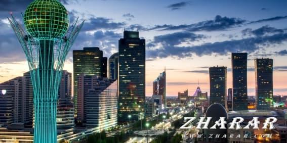 Қазақша тақпақ: 6 Шілде - Астана күні