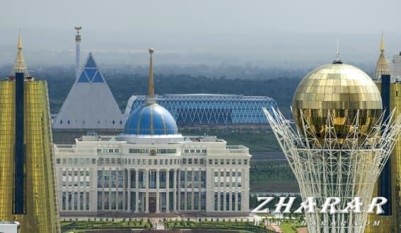 Қазақша шығарма: Астана күні (Көрікті қала - Астана)