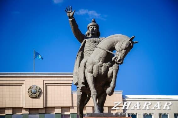 Қазақша реферат: Әбілқайыр хан (1693 - 1748)