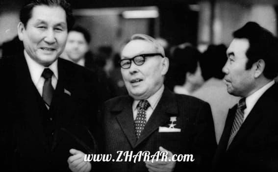 Қазақша өмірбаян: Ғабит Мүсірепов Махмұтұлы (1902-1985)