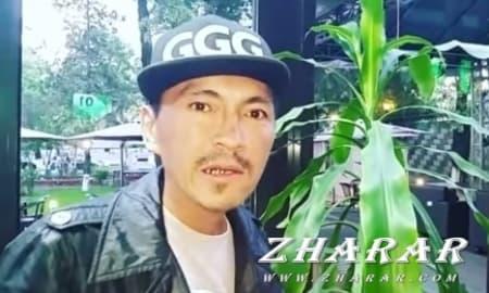 MC Сайлаубек түсініксіз тілдегі бейнебаянын жарыққа шығарды (видео)