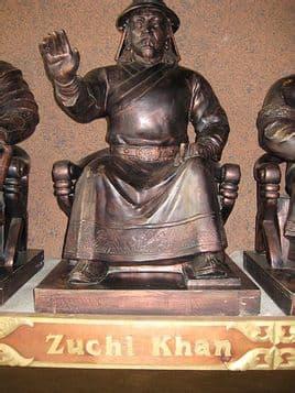 Қазақша реферат: Жошы хан (1187-1227)
