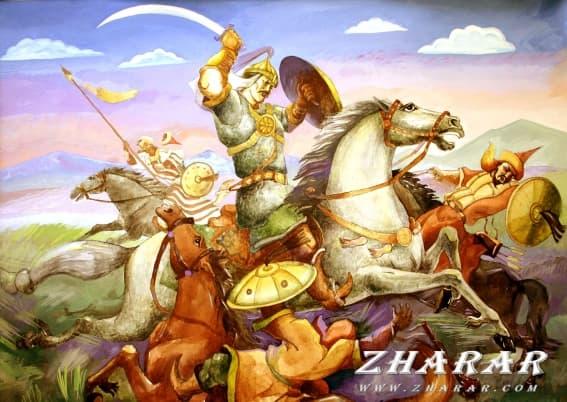 Қазақша реферат: Тоқтарбайұлы Қобыланды батыр (XV)