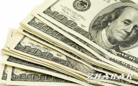Доллардың бағамы 185 теңге көлемінде болады