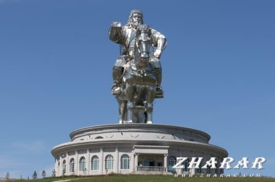 Қазақша реферат: Шыңғыс хан (1155-1227) казакша Қазақша реферат: Шыңғыс хан (1155-1227) на казахском языке