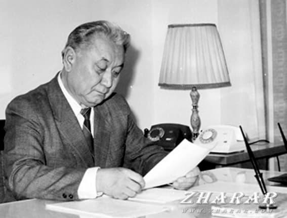 Қазақша реферат: Қабдолов Зейнолла (1927 — 2006)