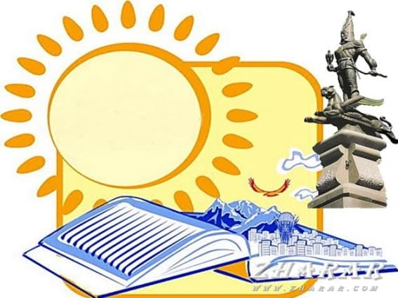 Открытый урок: 16 декабря - День независимости Казахстана (Моя родина - Казахстан)