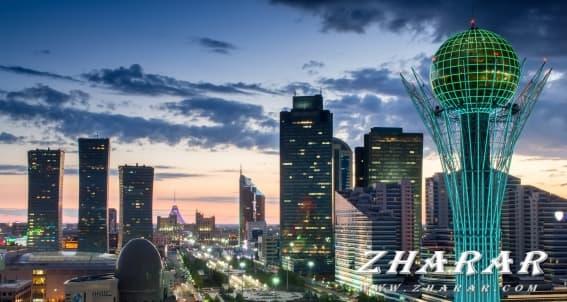 Открытый урок: 16 декабря - День независимости Казахстана (Мой дом, Моя судьба, Мой Казахстан)