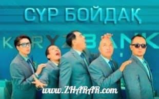 Қазақша фильм: Сүрбойдақ телехикаясы (6 бөлім)
