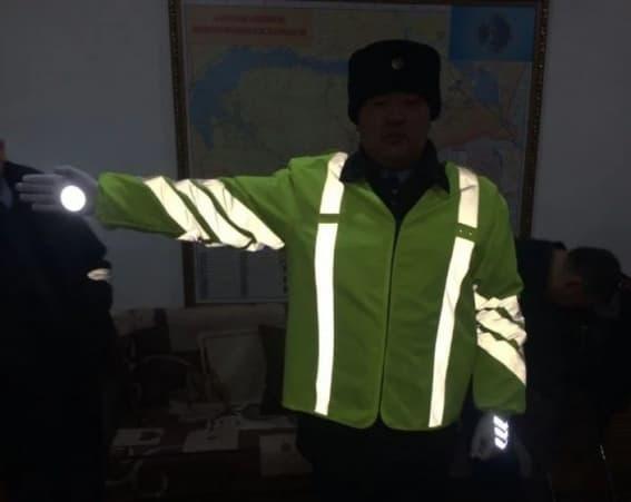 Отандық полицейлердің жаңа формасын жұрт