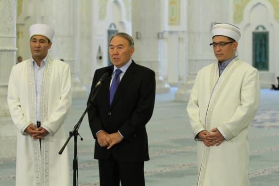 Нұрсұлтан Назарбаевтың ауызашарда айтқан тілегі жарияланды (видео)