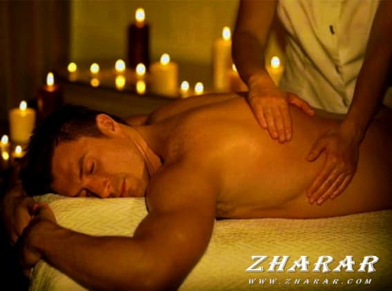 Жігіттерге арналған эротикалық массаж… (+18)