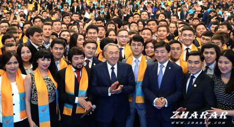 Сценарий: 1 декабря - День Первого Президента Республики Казахстан [старшая группа] казакша Сценарий: 1 декабря - День Первого Президента Республики Казахстан [старшая группа] на казахском языке