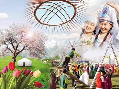 Сочинение: 22 марта - праздник Наурыз (Наурыз - праздник рождения весны!)