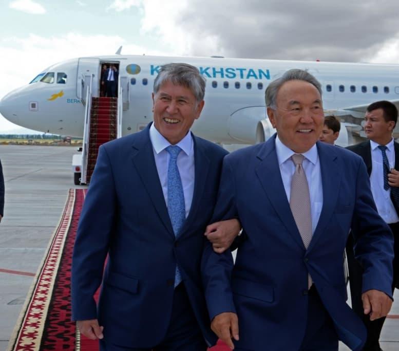 Назарбаев Қырғызстанға 100 миллион доллар бөлу туралы құжатқа қол қойды казакша Назарбаев Қырғызстанға 100 миллион доллар бөлу туралы құжатқа қол қойды на казахском языке