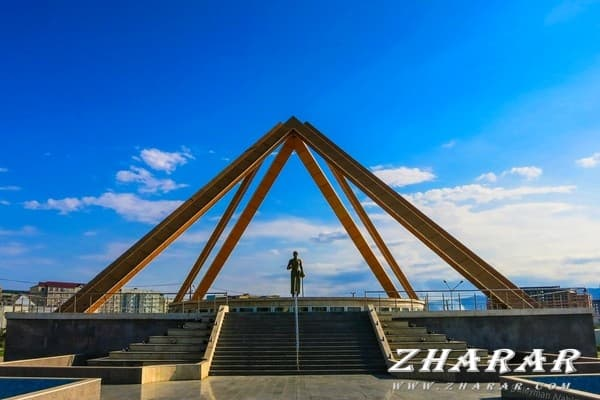 Стихи: Город Махачкала (столица Республики Дагестан) казакша Стихи: Город Махачкала (столица Республики Дагестан) на казахском языке