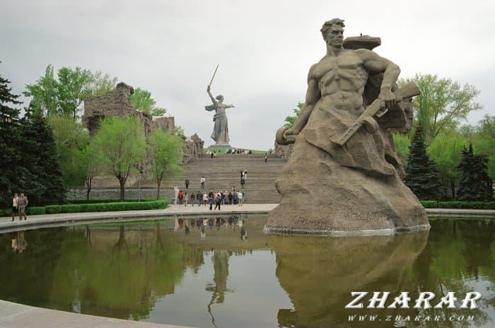 Сочинение: Мой любимый город — Волгоград (Сталинград) казакша Сочинение: Мой любимый город — Волгоград (Сталинград) на казахском языке