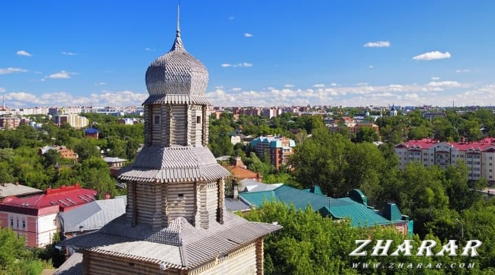 Сочинение: Город Томск казакша Сочинение: Город Томск на казахском языке