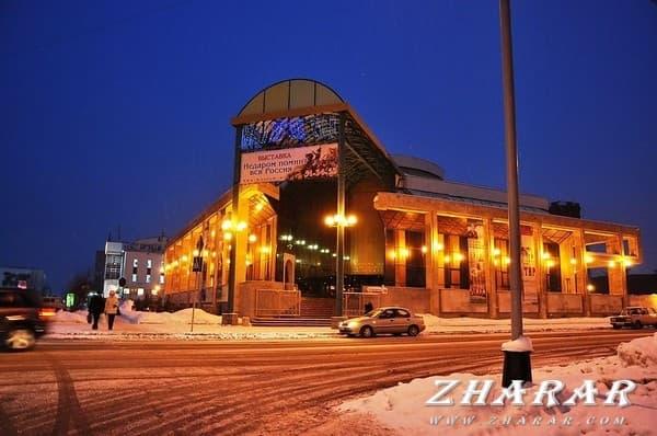 Сочинение: Город Ижевск