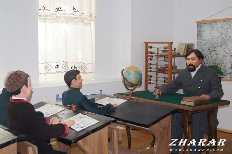Ыбырай Алтынсарин - Таза бұлақ казакша Ыбырай Алтынсарин - Таза бұлақ на казахском языке
