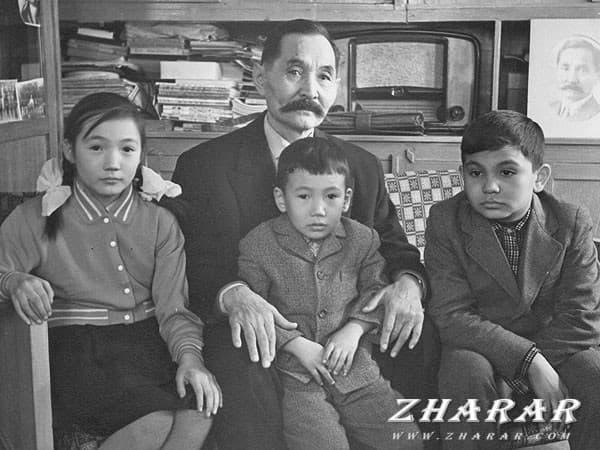 Қазақша реферат: Сапарғали Бегалин казакша Қазақша реферат: Сапарғали Бегалин на казахском языке