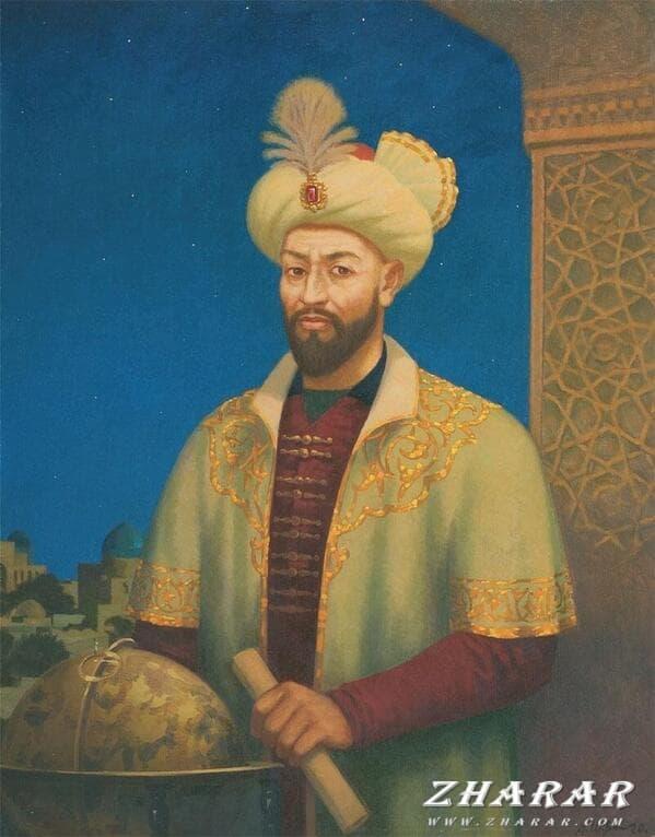 Қазақша реферат: Ғұлама Ұлықбек [Мұхаммед Тарағай бин Шахрух] (1394-1449)