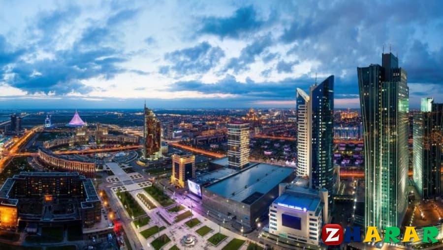 Стихи: Астана (Нур-Султан)