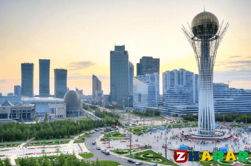 Қазақ тілінен сабақ жоспары: Астана – тәуелсіздік символы (5 сынып, III тоқсан, 2 бөлім )