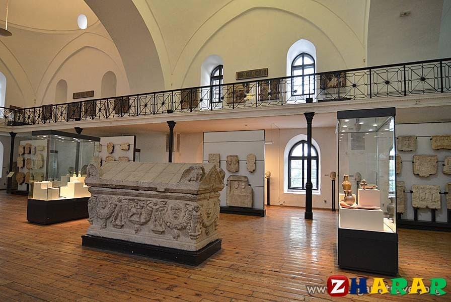 Қазақ тілінен сабақ жоспары: 13-сабақ Бұл – Орталық музей (3 сынып, III тоқсан, 5 бөлім)