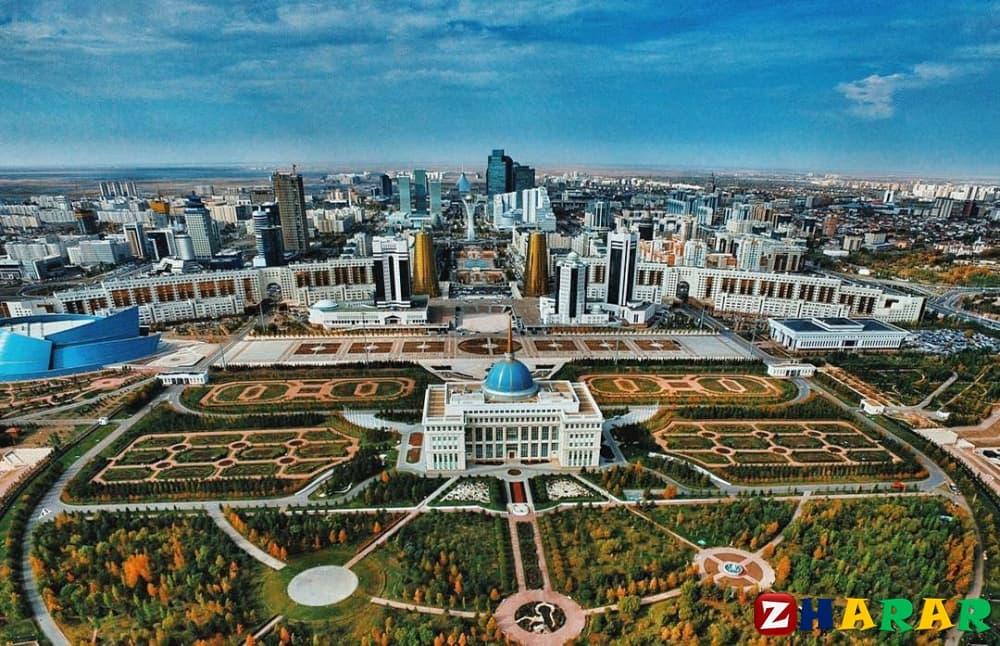 Қазақ тілінен сабақ жоспары: Астана жас қала (2 сынып, II тоқсан )