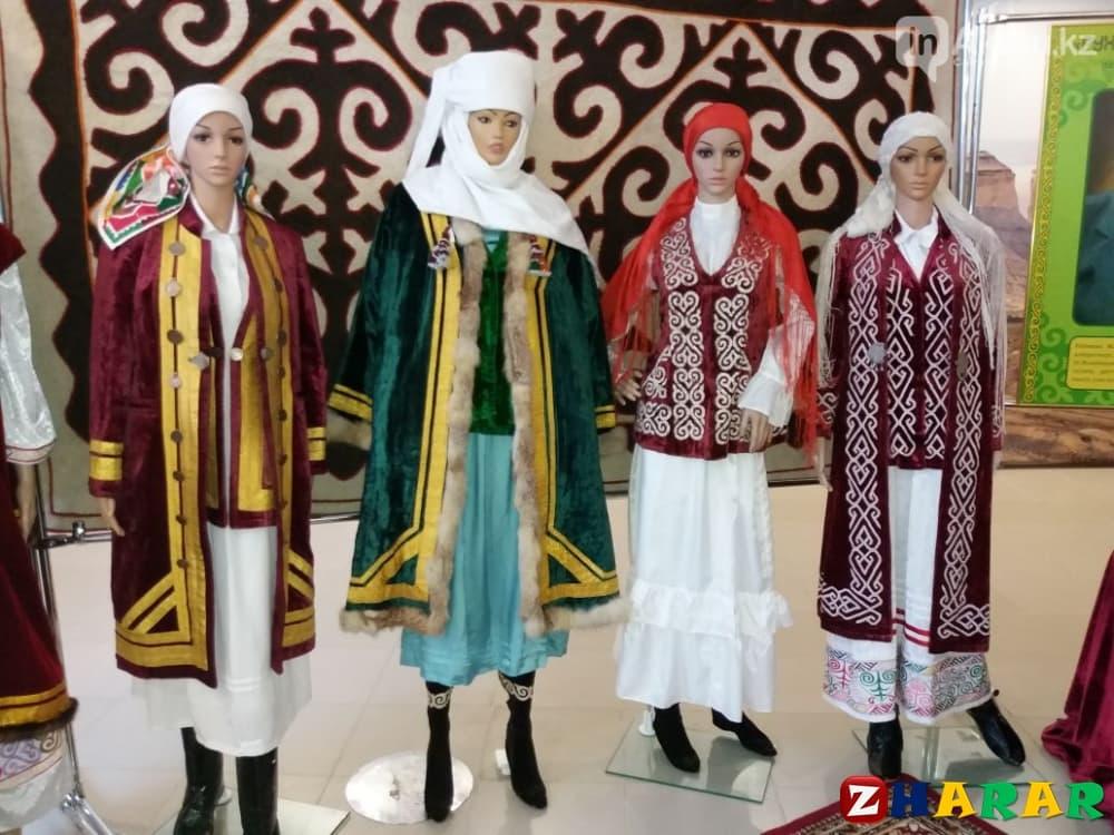 Қазақ тілінен сабақ жоспары: Ұлттық киімдер (5 сынып, I тоқсан )