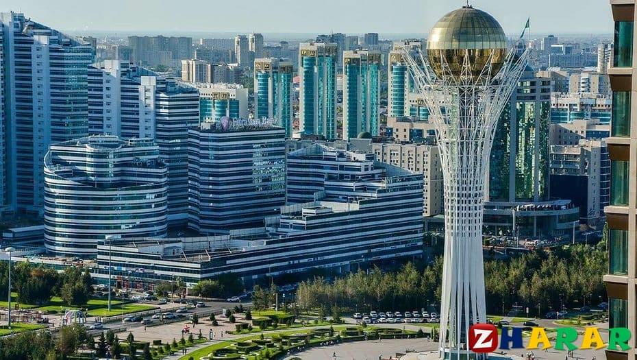Қазақ тілінен сабақ жоспары:  Астананың бойтұмары – «Бәйтерек» (1-нұсқа) (6 сынып, II тоқсан )