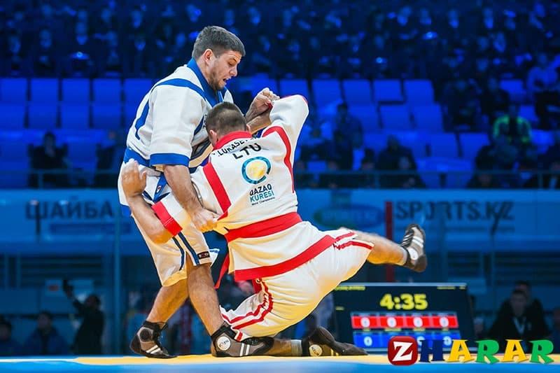 Қазақ күресінің Азия чемпионатында моңғолдар жеңісті бермеуі мүмкін
