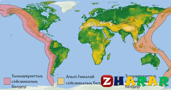 Географиядан сабақ жоспары: Геологиялық жыл санау (8 сынып, I тоқсан)