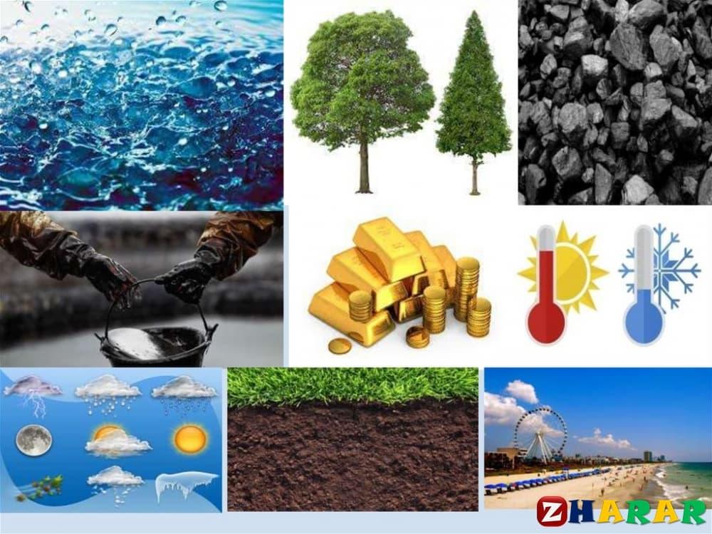 Географиядан сабақ жоспары: Табиғи ресурстарды экономикалық және экологиялық тұрғыдан бағалау (8 сынып, III тоқсан)